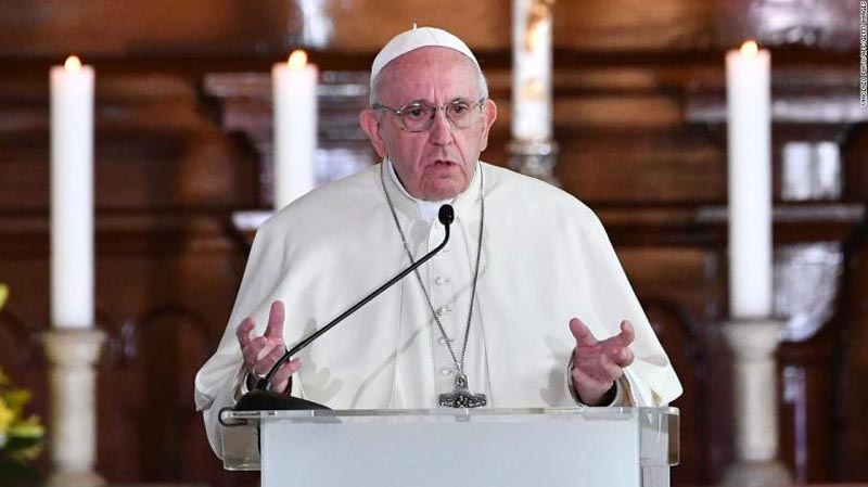 "8vo. MANDAMIENTO: ""NO DARÁS FALSO TESTIMONIO"" Catequesis del Papa Francisco"